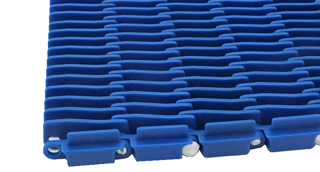 practical modular conveyor belt flat top manufacturer for conveyor machinery-2