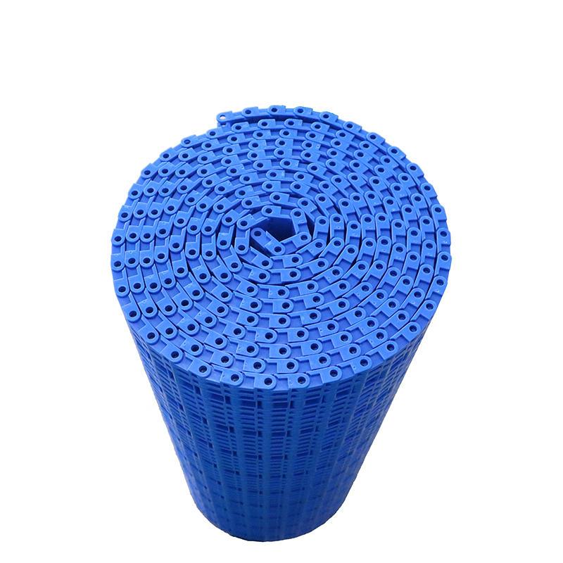 High quality Plastic Flat Top Modular Conveyor Belt H7705
