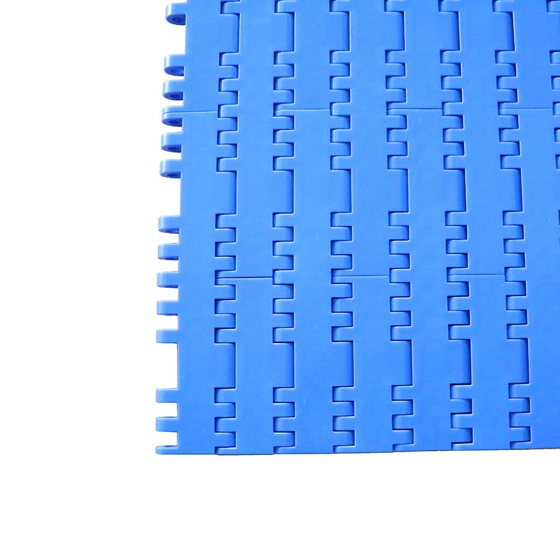 modular conveyor belt types flat top supplier for PET bottle conveyor-1