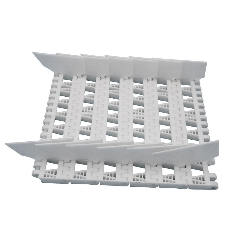High Quality Plastic Flush Grid Modular Conveyor Belt HOPB 4