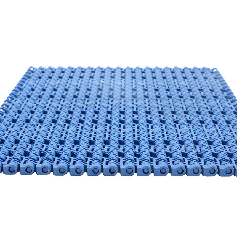High Wear resistance Plastic Flush Grid Modular Conveyor Belt H7120