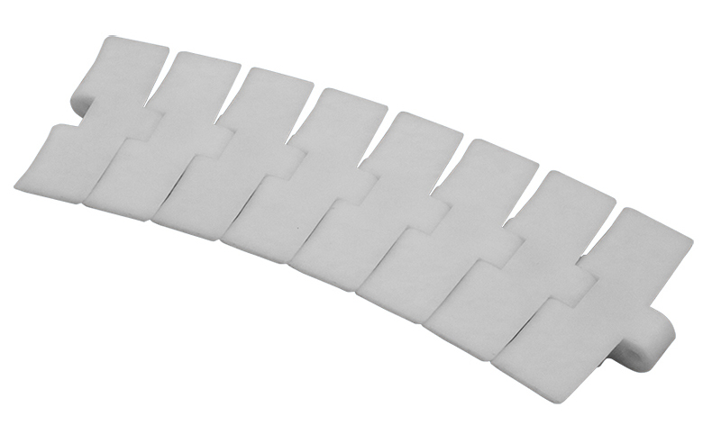 DHP flexible plastic conveyor chain manufacturers wholesale for food conveyor-1