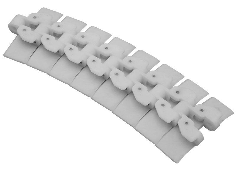 DHP flexible plastic conveyor chain manufacturers wholesale for food conveyor-2