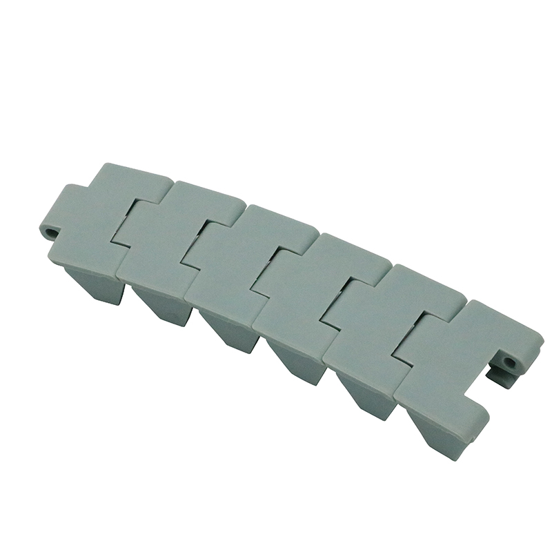 flexible plastic conveyor chain manufacturers perforated series for conveyor machinery-1