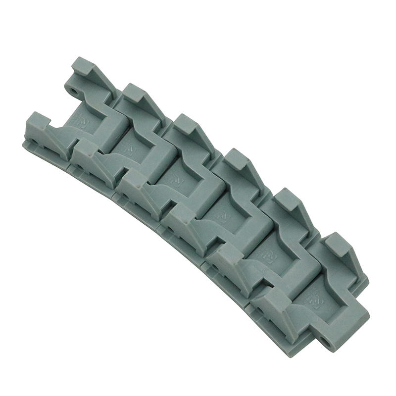 flexible plastic conveyor chain manufacturers perforated series for conveyor machinery