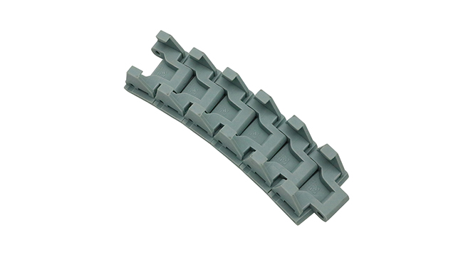 flexible plastic conveyor chain manufacturers perforated series for conveyor machinery-6