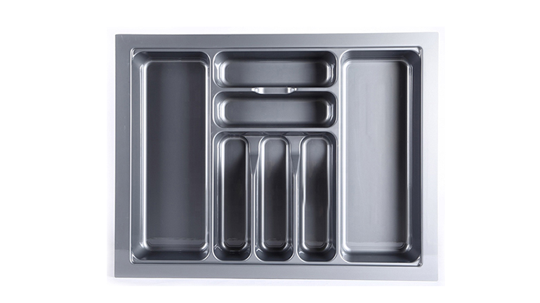 durable silverware drawer organizer drawer type design for cabinets-5
