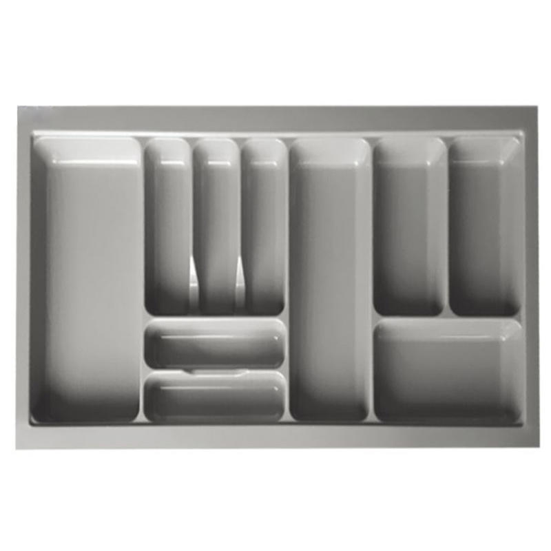 Factory Supply Plastic Fork Tray Storage Cutlery Tray Home Kitchen Appliance HJ-C1000