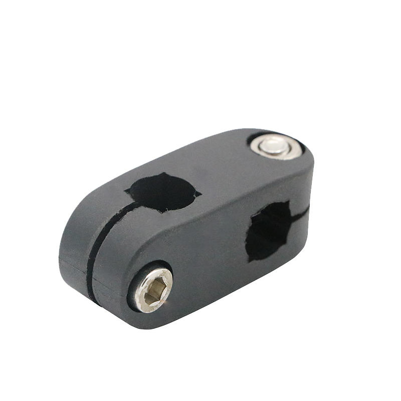 Factory Directly plastic cross round tube clamp conveyor parts H340