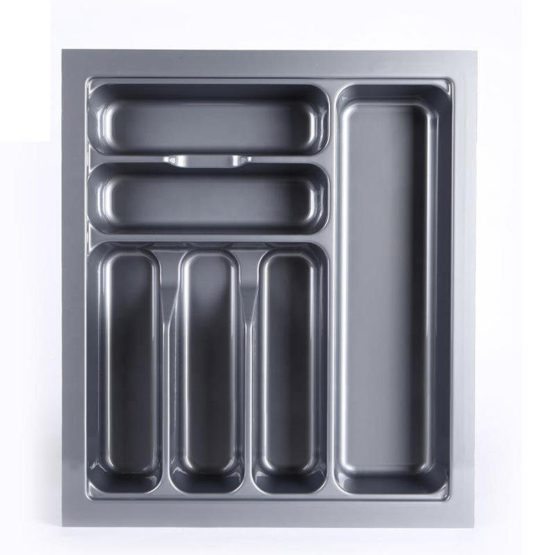 Plastic Cutlery Tray for Drawer Kitchen Tray