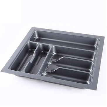 DHP practical plastic cutlery tray wholesale for tableware-1