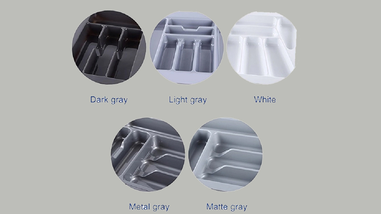 multifunctional silverware drawer organizer drawer type wholesale for housekeeping-5
