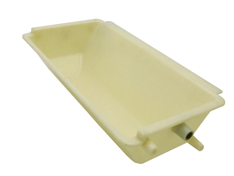 Plastic Elevator Conveyor Buckets For Food Packaging