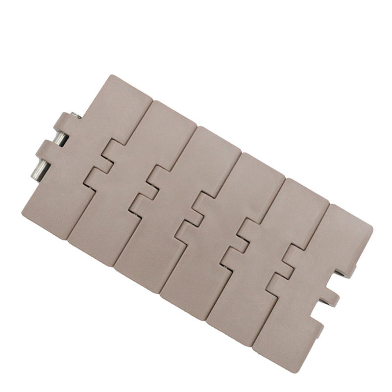 Food grade table top conveyor chains Flexible Multiflex conveyor accessories