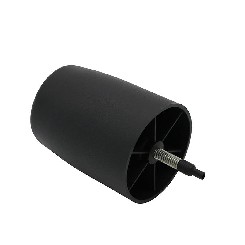 DHP black plastic leg factory direct supply for home