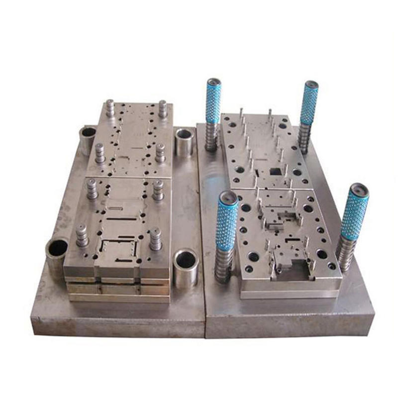 Factory Professional Custom High Quality Spare Parts Plastic Injection Moulding