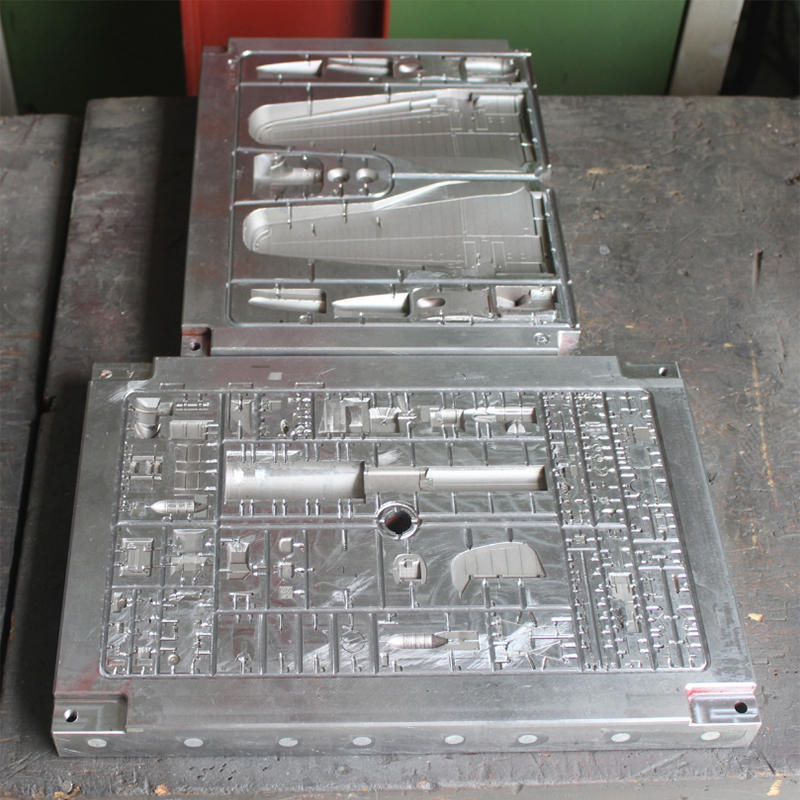Custom New Design High Performance Press Mold Plastic tool Injection