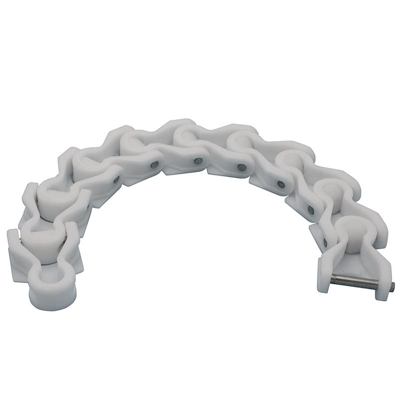 Keel Plastic Chain Case Conveyor Chain for Dairy Processing Machinery H1700
