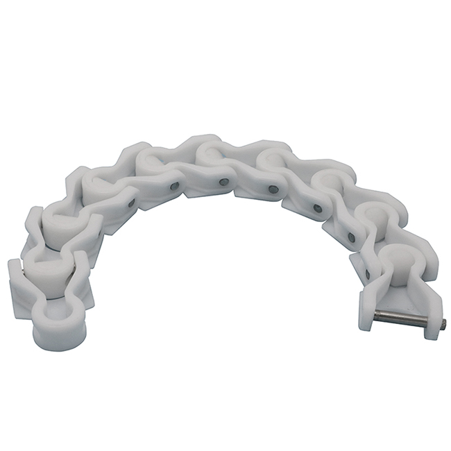 DHP multiangle conveyor chain suppliers manufacturer for boxes conveyor-2