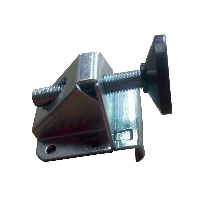 Horizontal Adjustment Of The Universal Foot Seat