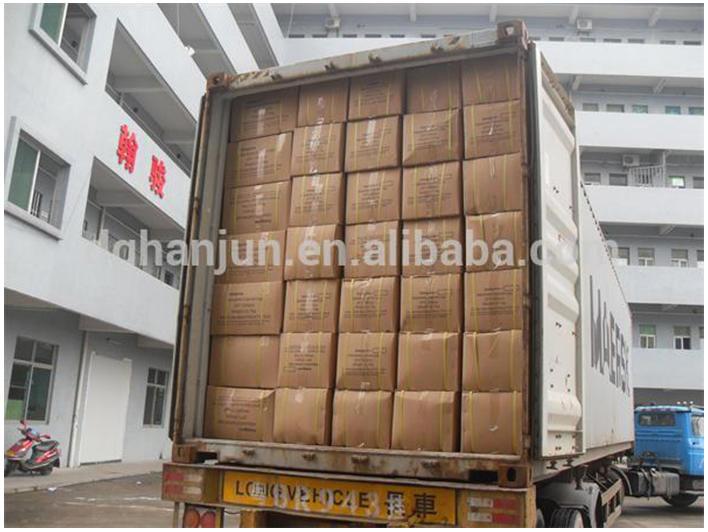 Adjustable foot Shipment video