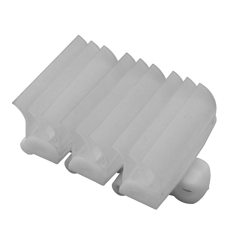 Plastic POM 83mm Width Flexible chain for Beverage Industry