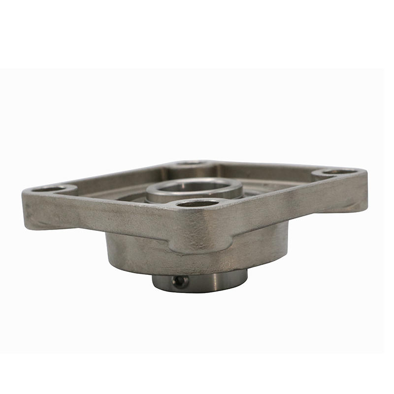 HJ0102 Stainless Steel Square Bearing Block SF205