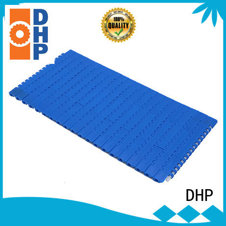DHP perforated conveyor chain manufacturers factory for food conveyor