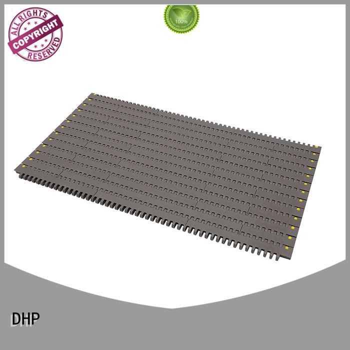 DHP flat top industrial conveyor belts supplier for conveyor machinery