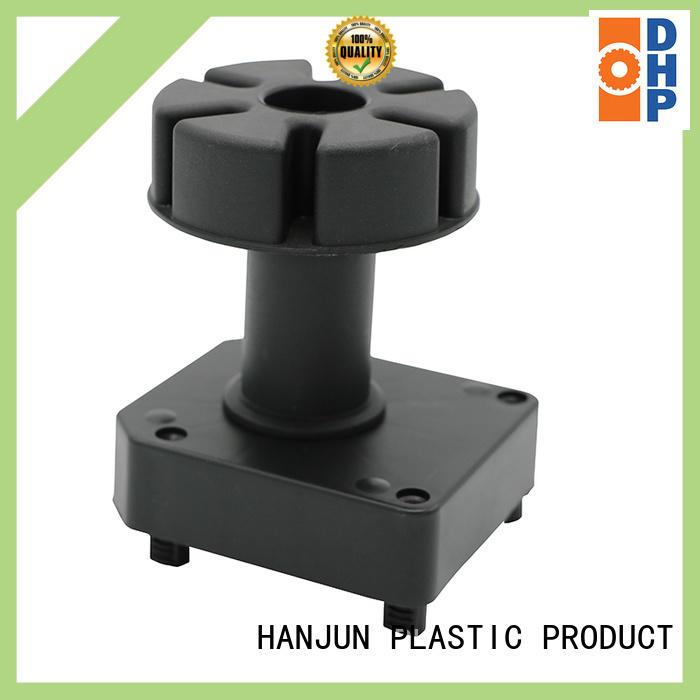 DHP reinforcement base plastic furniture legs wholesale for table