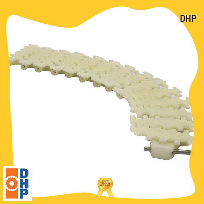 DHP antistatic plastic conveyor chain manufacturers series for conveyor machinery