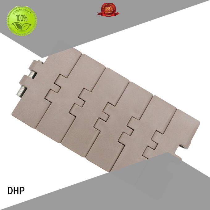 DHP perforated plastic conveyor chain manufacturers wholesale for food conveyor