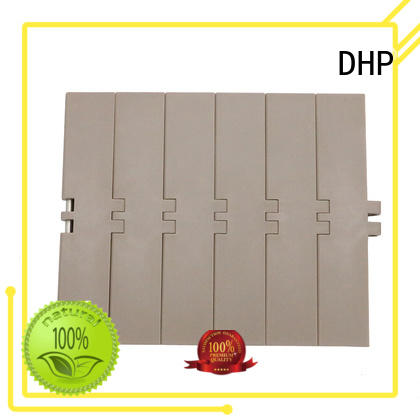 DHP low noise plastic conveyor chain factory for boxes conveyor