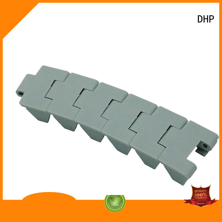 flexible plastic conveyor chain stainless steel wholesale for boxes conveyor