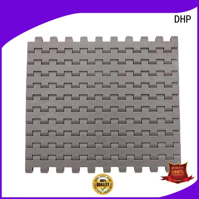 DHP practical plastic conveyor belt factory for conveyor machinery