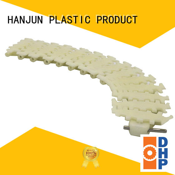DHP long lasting plastic conveyor chain wholesale for conveyor machinery