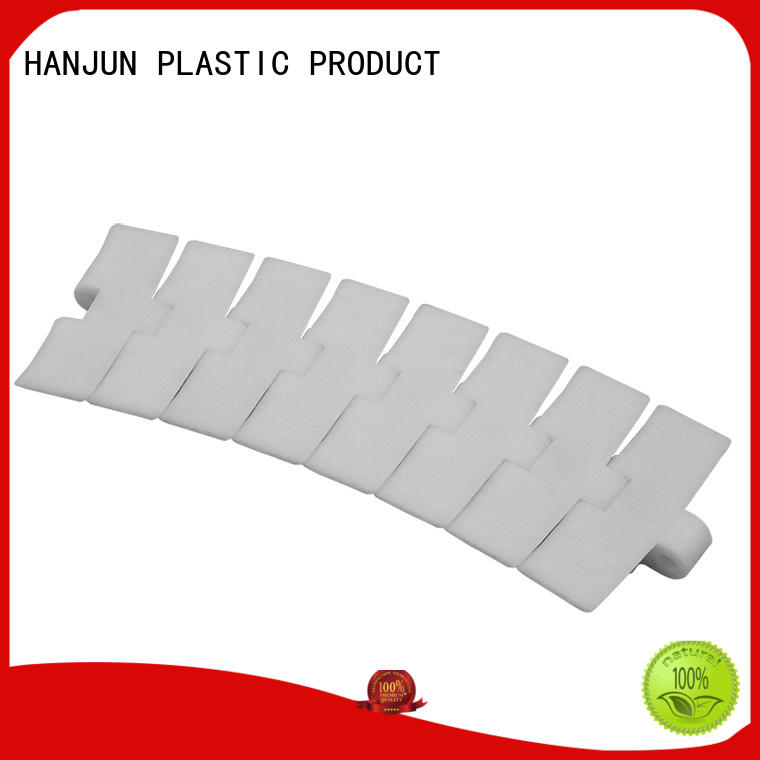 DHP low noise plastic conveyor chain manufacturers factory for conveyor machinery