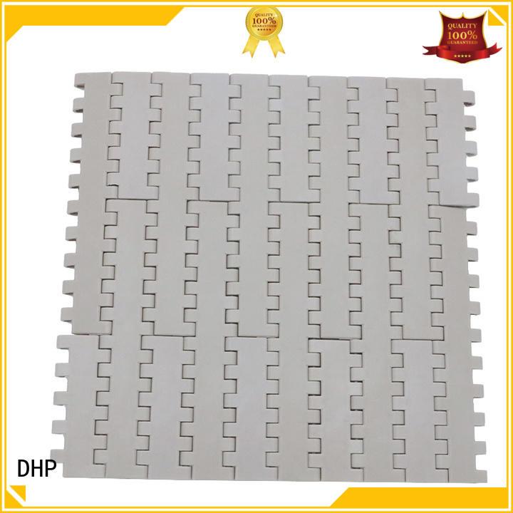modular conveyor belt suppliers pom material factory for food conveyor