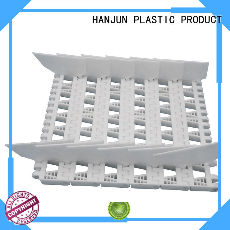 wear resistant conveyor belt system pp white factory for conveyor machinery