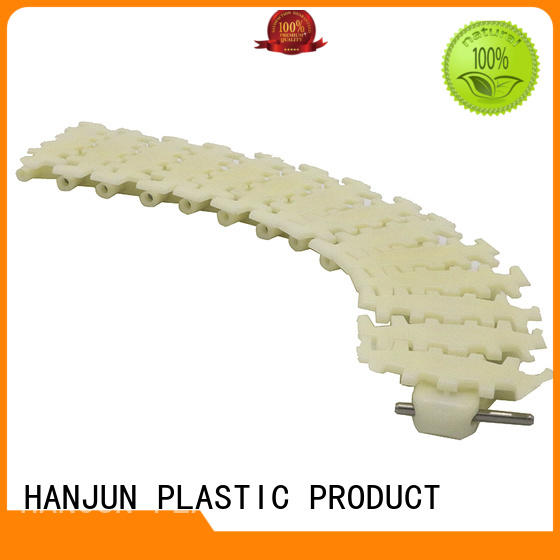 modular plastic conveyor chain low noise factory for conveyor machinery