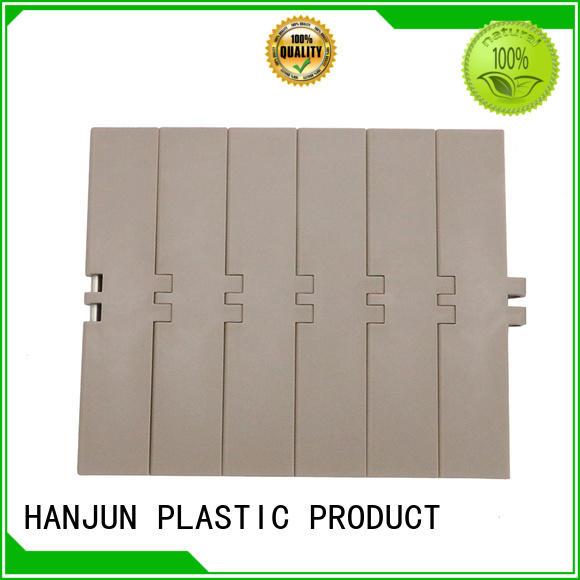 antistatic plastic conveyor chain multiangle wholesale for food conveyor