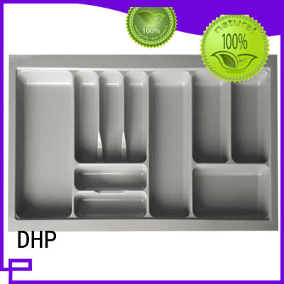 DHP multicolor cutlery organizer supplier for housekeeping