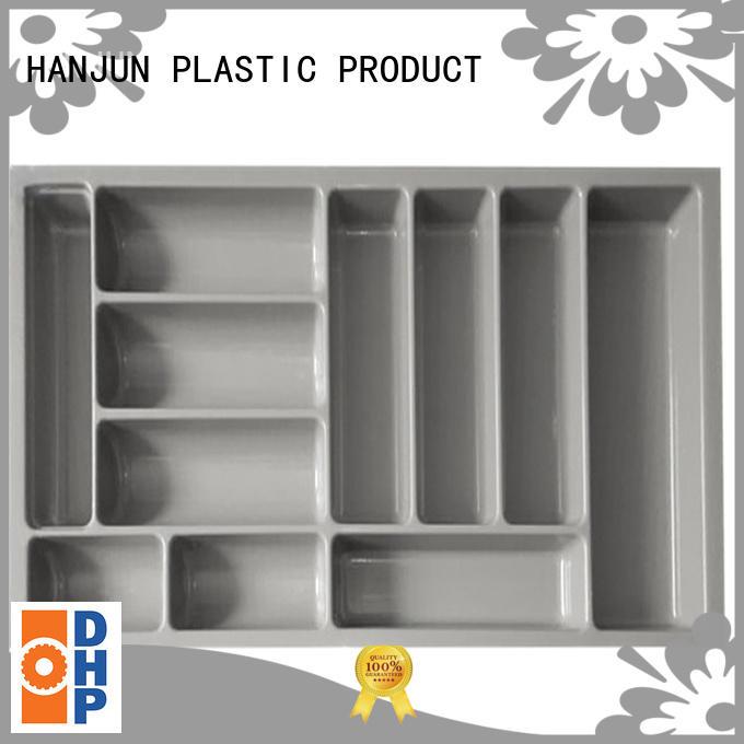 DHP ecofriendly silverware drawer organizer design for cabinets