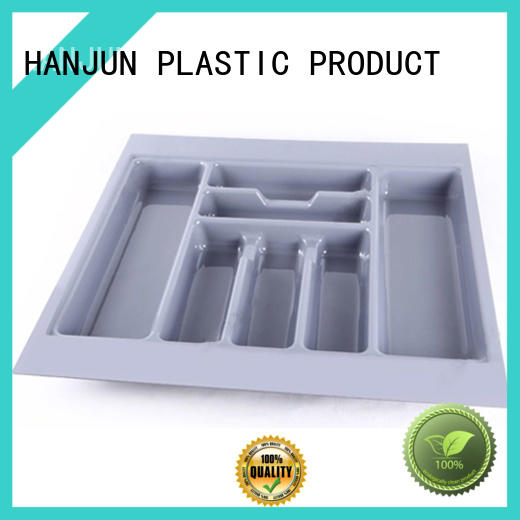 DHP smooth surface cutlery divider customized for cabinets