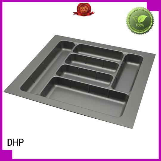 DHP multicolor utensil drawer organizer design for tableware