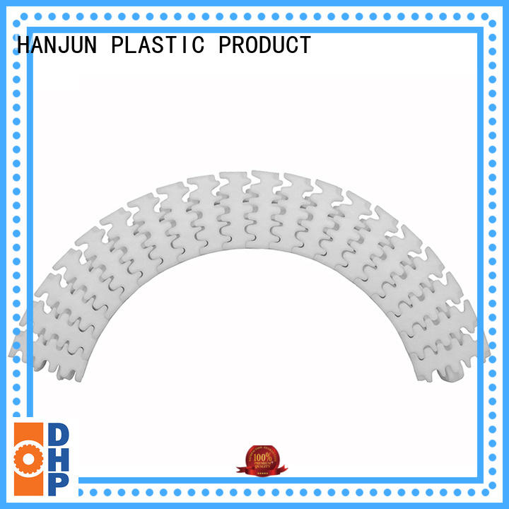 DHP antistatic conveyor chain suppliers wholesale for food conveyor