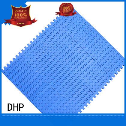practical industrial conveyor belts flat top customized for PET bottle conveyor