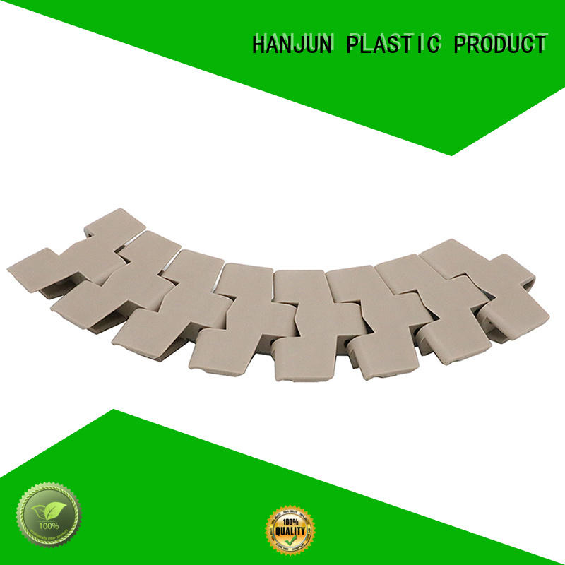 DHP POM plastic conveyor chain manufacturers factory for conveyor machinery