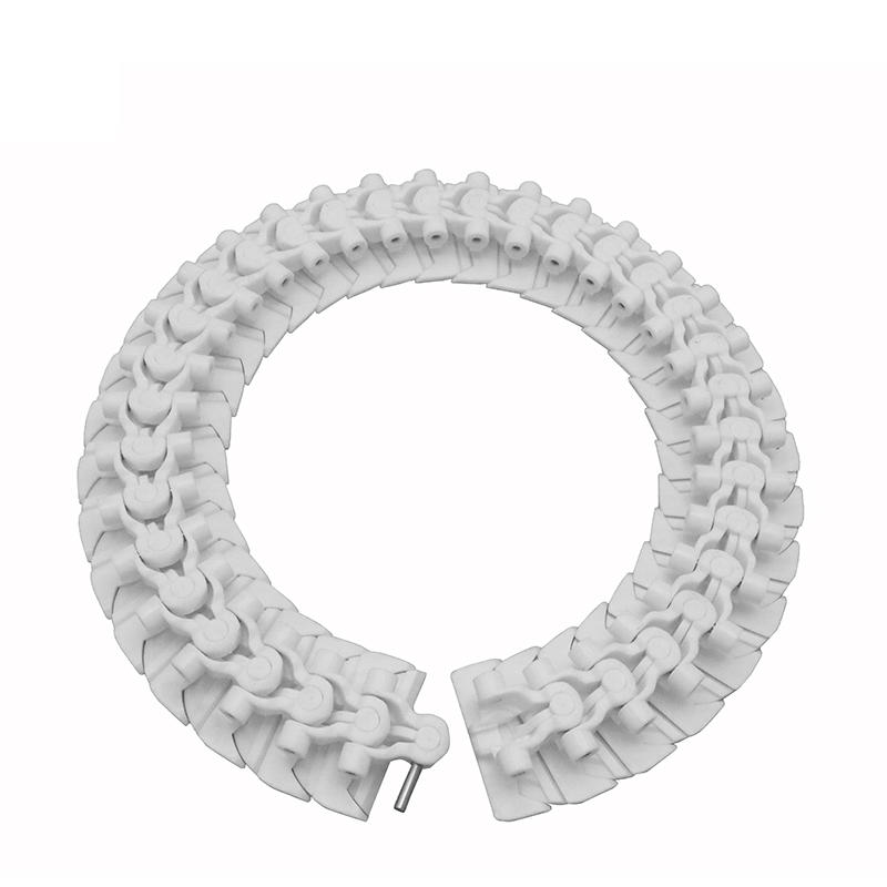 DHP POM plastic conveyor chain manufacturers factory for conveyor machinery-2