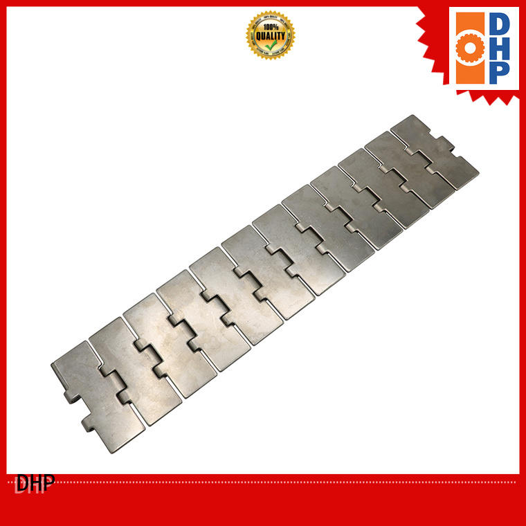 DHP flexible conveyor chain suppliers wholesale for conveyor machinery